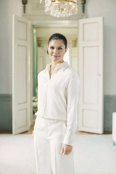 New Photos of Crown Princess Victoria for her 40th birthday