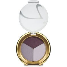 Jane Iredale PurePressed Triple Eye Shadow Cloud Nine Üçlü Göz Farı