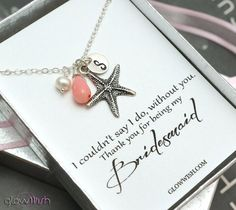 bridesmaid gifts jewelry - Google Search