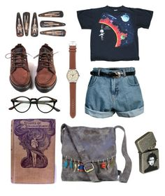 """Untitled #46"" by thecutecactus on Polyvore featuring Retrò and J.Crew"
