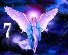 """""""7"""" - You're on the right path, and the outcome will exceed your expectations!  The number 7 is a sign that Divine magic is supporting you and opening doors of opportunity."""