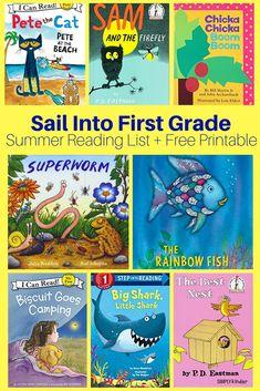Sail Into 1st Grade