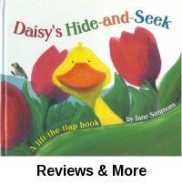 Daisy's hide-and-seek : a lift-the-flap book / by Jane Simmons.