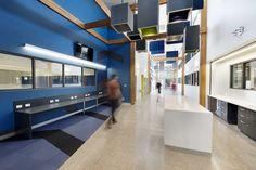 Deakin Trade Training Centre / Y2 Architecture