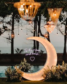 Starry Night Wedding, Moon Wedding, Celestial Wedding, Bali Wedding, Wedding Shoot, Wedding Themes, Dream Wedding, Wedding Decorations, Wedding Day