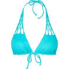 BILLABONG Sammy Bikini Top ($42) ❤ liked on Polyvore