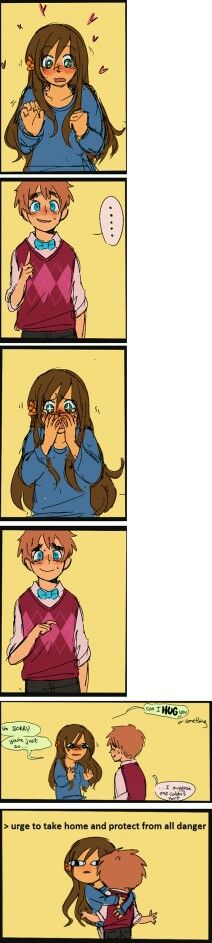 He is cute :3<--- Hetalia!<<< that would be me X3<<that's be me with pretty much all of them XD