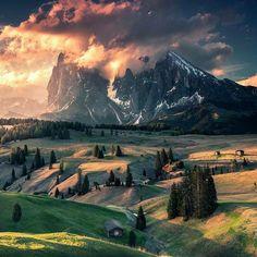 Dolomite Italy