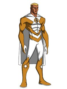 Here is a very old concept that I decided to go back on and actually use as a reincarnated version of Apollo. I'll also be making several other reincarnated olympians as well as touch up on some ol. Alien Character, Character Creation, Character Art, Character Design, Character Ideas, New Superheroes, Superhero Characters, Superhero Template, Superhero Ideas