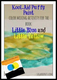 Preschool Books and Activities