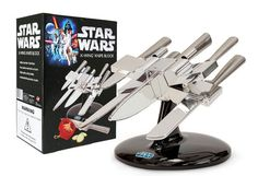 Jedi Chefs Need This X-Wing Knife Block