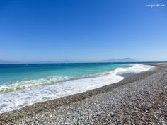 Kephalonia beach, Greece