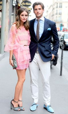 Olivia Palermo At Couture Fashion Week, 2012. how can she be forever stylish?!