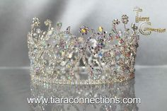 TR-EMPFC Full Round Pageant Crown