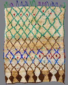 Breuckelen Berber // Vintage Moroccan Carpets . GALLERY . Azilal . AZ01