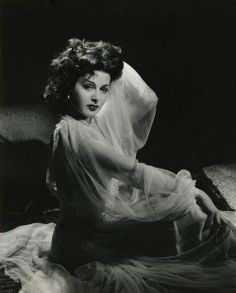 Hedy Lamarr for WHITE CARGO (Richard Thorpe, 1942). Photograph by Clarence Sinclair Bull.