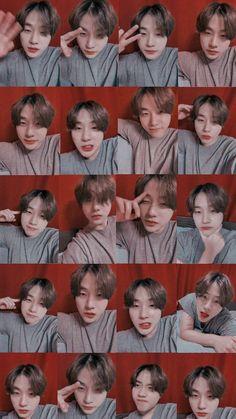 wallpaper Ikon Member, Ikon Debut, Ikon Wallpaper, Funny Boy, Kim Jin, Always Smile, Hanbin, Yg Entertainment, Boyfriend Material