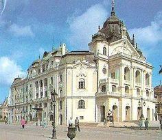 Viktória Konfederáková - pupil: The city Košice is Slovakia's second largest city. It located in eastern Slovakia near the border with Hu. Slovenia, Romania, Cities, Europe, Mansions, House Styles, World, Building, Travel