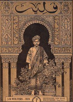 Buku pelajaran bahasa Melayu Arab 1924 Vintage Ads, Vintage Posters, Digital Drawing Tablet, Minangkabau, Indonesian Art, Retro Room, Dutch East Indies, Le Palais, Art History