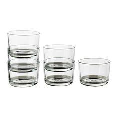 Ikea 365+ Glass: Remodelista