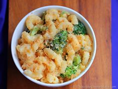 The shockingly healthy mac and cheese recipe from the famous Skinnytaste cookbook is low-fat, high-protein, and under 250 calories per serving!