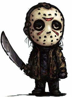 Jason Voorhees..........