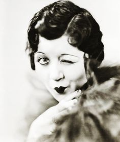 Mae Questel ca. 1930s, the voice of Betty Boop and Olive Oyl, Minnie Mouse, Felix the Cat (for three shorts by the Van Beuren Studios), Little Lulu, Little Audrey and Casper, the Friendly Ghost