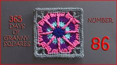 365 Days of Granny Squares Number 86