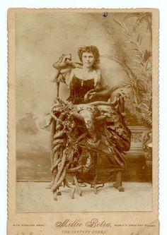 Millie Betra - Serpant Queen