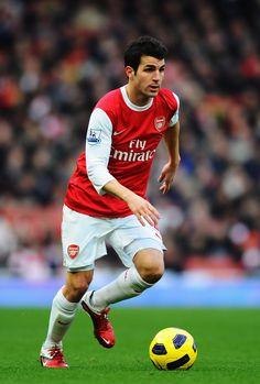 Cesc Fabregas - Arsenal, Barcelona, Chelsea, Spain, Catalonia.