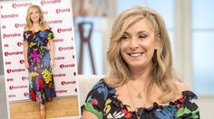 Tracy-Ann Oberman - ITV Lorraine - Tuesday 20th June: Tracy-Ann wears dress from Rixo London and shoes from APC