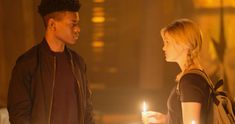 Cloak and Dagger Premiere Recap and Review: Marvel Gets Angsty -- Two teenagers from the different sides of the track come together to learn more about their super powers in the new Marvel series Cloak and Dagger. -- http://tvweb.com/cloak-and-dagger-tv-show-pilot-freeform-recap-review/
