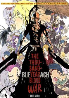 Bleach 547 - Page 6 - Manga Stream - The END begins #geekingout