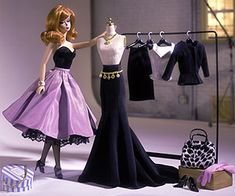 The Great Success Of Fashion Model Barbie Dolls