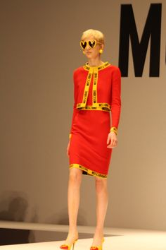 Moschino #MFW AW14