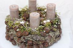 Very Merry Christmas, Green Christmas, Christmas Holidays, Xmas, Christmas Advent Wreath, Christmas Lights, Christmas Decorations, Holiday Decor, Advent Candles