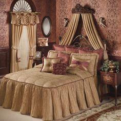 Majesty Grande Bedspread Bedding