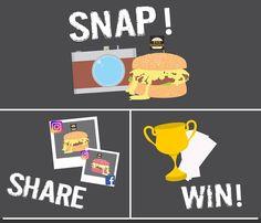 Bad Burger, Burgers, Photo Contest, Bart Simpson, Reading, Hamburgers, Photography Challenge, Word Reading, Reading Books