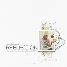 Reflection by lizziet5 at Studio Calico
