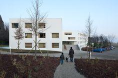 Elderly Care House / Geninasca Delefortrie Architectes
