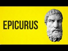 http://UpCycle.Club PHILOSOPHY - Epicurus - YouTube #UpCYCLEART #HistoryProject @upcycleclub