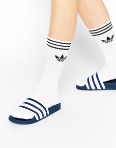 De 20 beste afbeeldingen van adidas flip flops | Schoenen