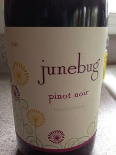 2011 Junebug Pinot Noir - Wine on the Dime