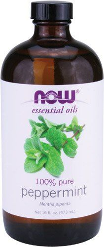 NOW Foods - Peppermint Oils
