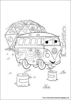 """walt disney cars coloring pages 