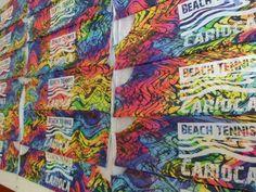 Produção Beach Tennis Carioca