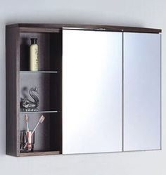Wood Medicine Cabinet