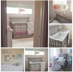 We Are Loving This Soft And Feminine Nursery By Babysayitaintso Our Vienna