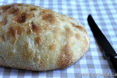 Ciabatta, Naan, Focaccia Pizza, Pizza Company, Sauces, Food Obsession, Pie Dessert, Daily Bread, Italian Recipes