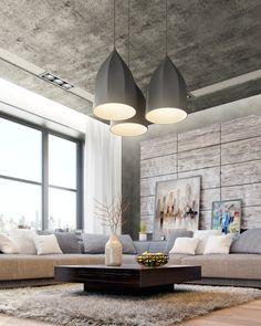 concrete2 by Viesturs Dille, via Behance